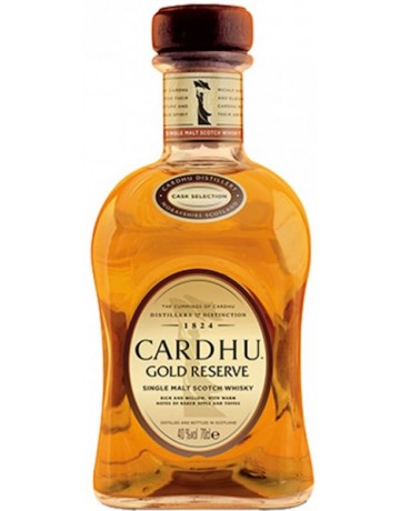 Cardhu Gold Reserve 700 ml