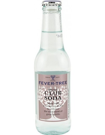Fever tree soda 200 ml
