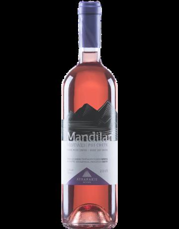 Μαντηλάρι ροζέ, Λυραράκη