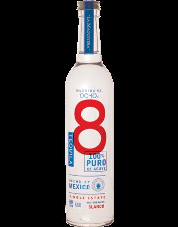 "Tequila Ocho Blanco ""La Magueyera"""
