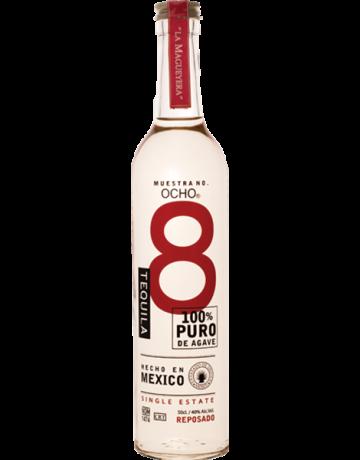 "Tequila Ocho Reposado ""La Magueyera"""