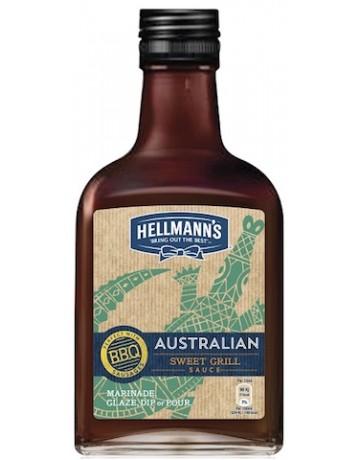 Hellmann's Australian Sweet Grill Sauce, 200ml