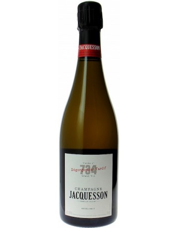 No 734 Degorgement tardiff, Jacquesson