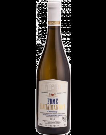 Chardonnay Fume, Αμπελώνες Παπαϊωάννου
