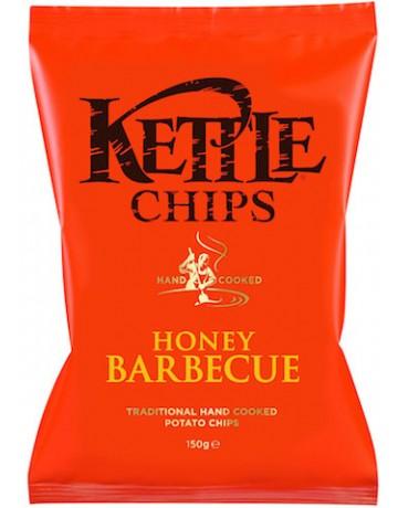 Kettle Chips honey bbq (μέλι και μπάρμπεκιου) 150 g