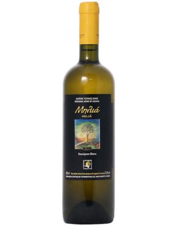 Μηλιά Sauvignon Blanc, Τετράμυθος