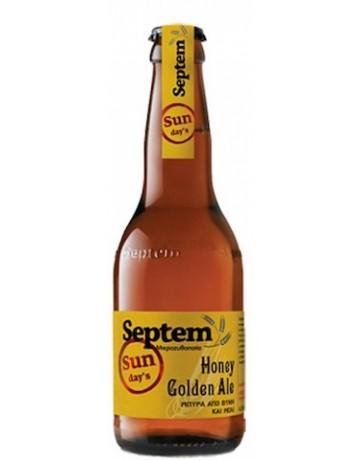 Sunday's Honey Golden Ale 330ml, Septem