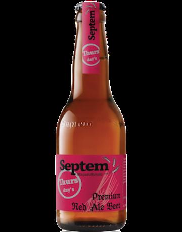 Thursday's Red Ale 330 ml, Septem