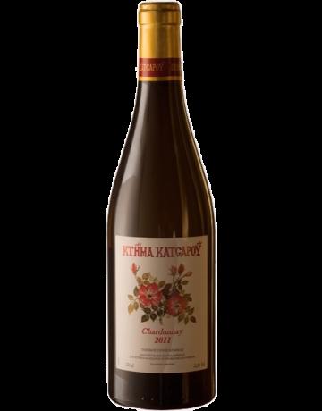Chardonnay magnum 1,5 l, Κτήμα Κατσαρού