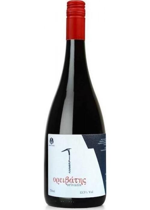 Ορειβάτης Κόκκινος, Akriotou Wines