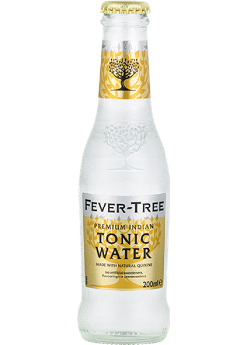 Fever Tree Indian tonic water 200 ml