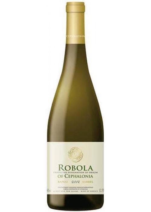 Ρομπόλα βαρέλι, Συνεταιρισμός παραγωγών Robola Κεφαλληνίας