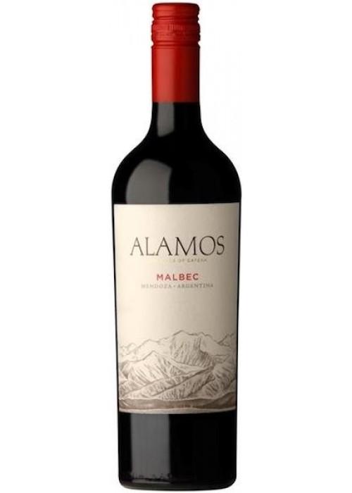 Malbec, Alamos