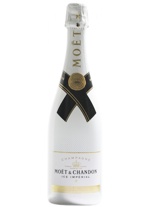 Ice, Moet & Chandon