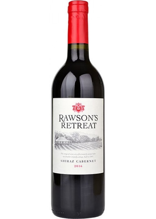 Rawson's Retreat Shiraz- Cabernet, Penfolds