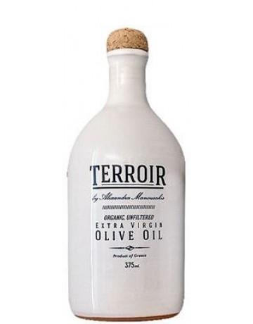 Terroir olive oil, Αλεξάνδρα Μανουσάκη