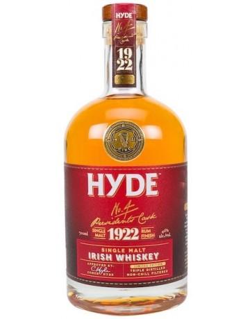 Hyde No. 4 Single Malt Cask Rum 700 ml