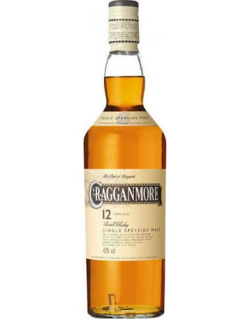 Cragganmore 12 years old 700 ml