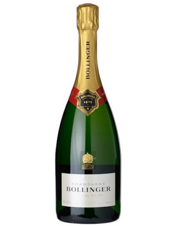 Special cuvee brut, Bollinger