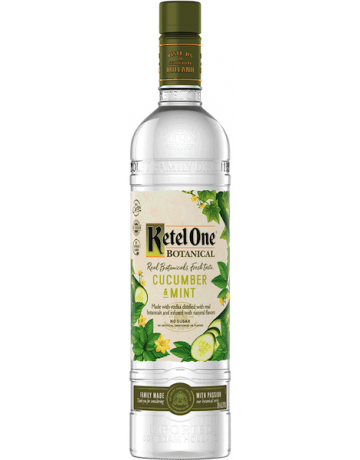 Ketel One Botanical Cucumber & Mint 700 ml