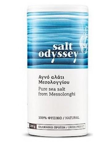 Αλάτι Μεσολογγίου 280 g, Salt Odyssey