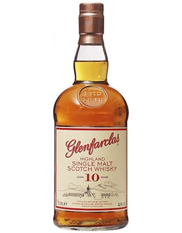 Glenfarclas 10 YO 700 ml (Highlands)