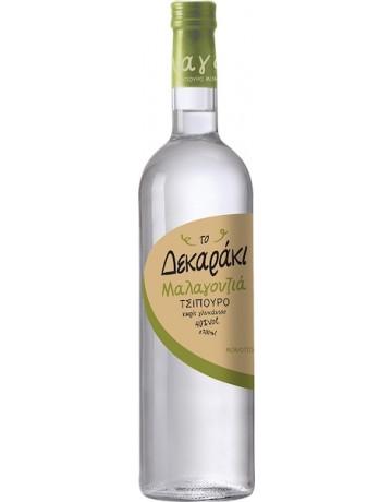 Τσίπουρο Δεκαράκι Μαλαγουζιά 700 ml