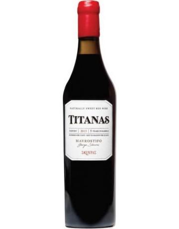 Titanas, Κτήμα Σκούρα