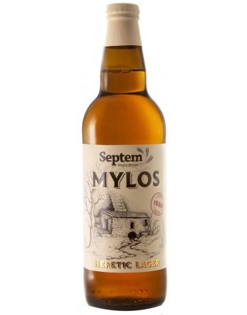 Mylos Heretic Lager, Spetem 500 ml