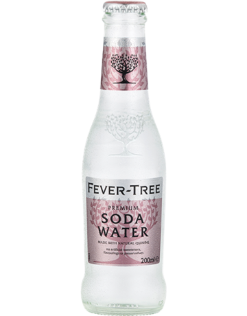 Fever Tree Soda Water 200 ml