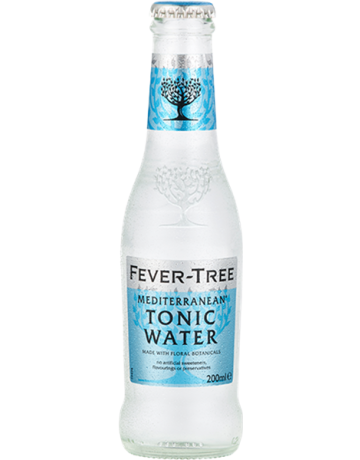 Fever Tree Mediterranean tonic water 200 ml