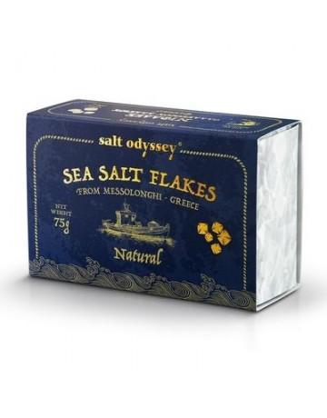 Νιφάδες Θαλασσινού αλατιού 75 g, Salt Odyssey