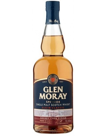 Glen Moray Sherry Cask 700 ml
