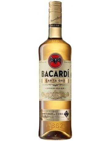 Bacardi Carta Oro 700 ml