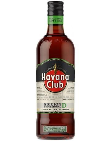 Havana Club Professional Edicion D 700 ml