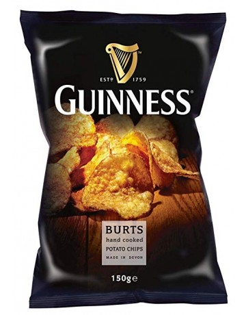 Guinness Thick Cut Potato Chips 150 g
