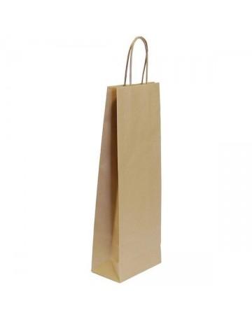 Χάρτινη σακούλα μιας ή δύο φιαλών
