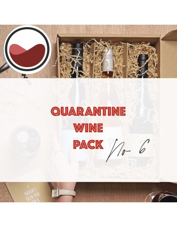 Quarantine wine pack No 6