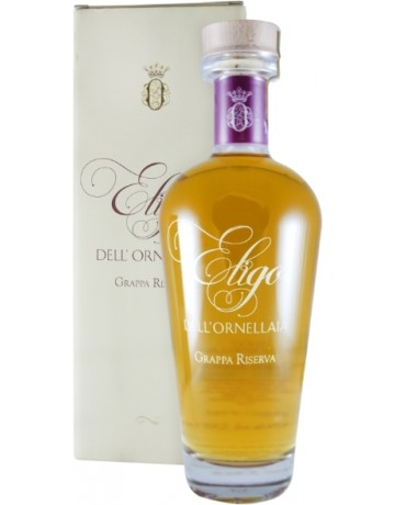 Eligo Riserva Grappa Dell' Ornellaia, 500ml