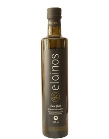 Εξαιρετικό παρθένο ελαιόλαδο, Elainos