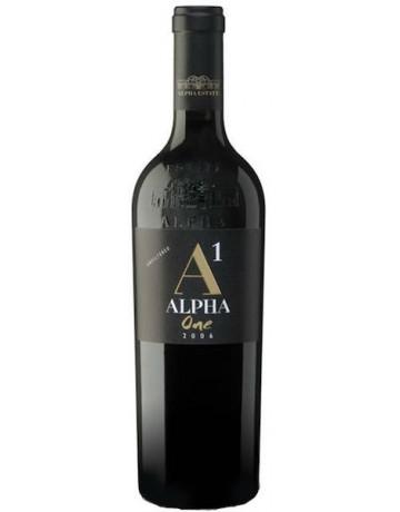 AlphaOne, ερυθρό,κτήμα Άλφα