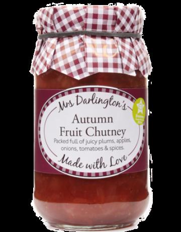 Chutney Φθινοπωρινών Φρούτων, Mrs Darlington's 312 g