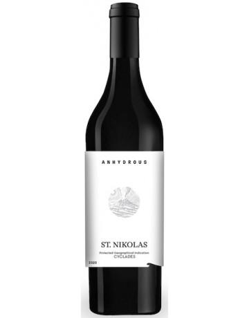 Saint Nikolas, Anhydrous Winery