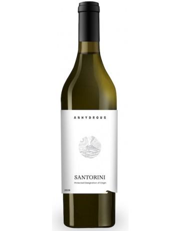 Santorini- Σαντορίνη, Anhydrous Winery