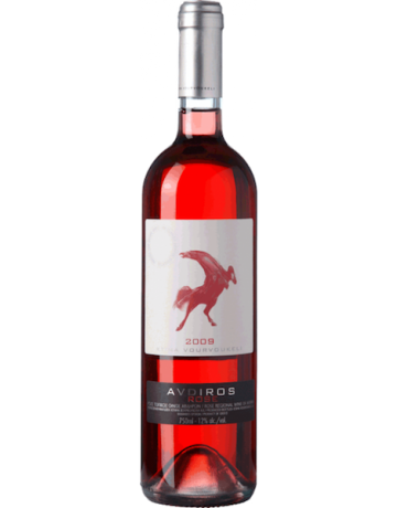 Άβδηρος Ροζέ, Κτήμα Βουρβουκέλη