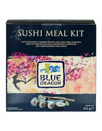 Sushi Meal Kit, Blue Dragon 315 g