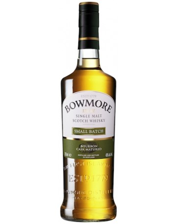 Bowmore Small Batch Islay Malt Scotch Whisky 700 ml