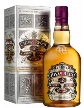 Chivas Regal 12 yo 700 ml.