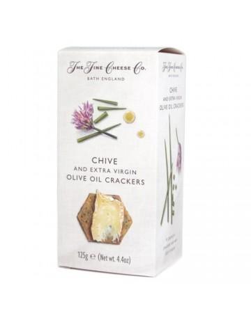 Κράκερ Με Σχοινόπρασο, The Fine Cheese Co. 125 g