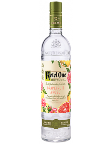 Ketel One Botanical Grapefruit & Rose 700 ml